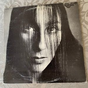 Other - Cher - 1971 Self Titled Vinyl LP, EUC!